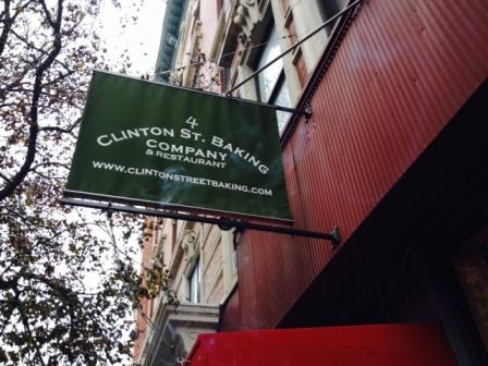 Clinton St