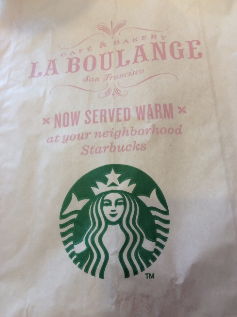 Starbucks package